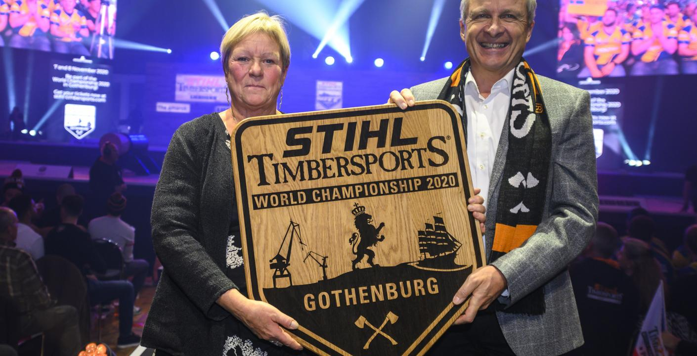 Eva Carlsson, Partille kommun, Norbert Pick, STIHL