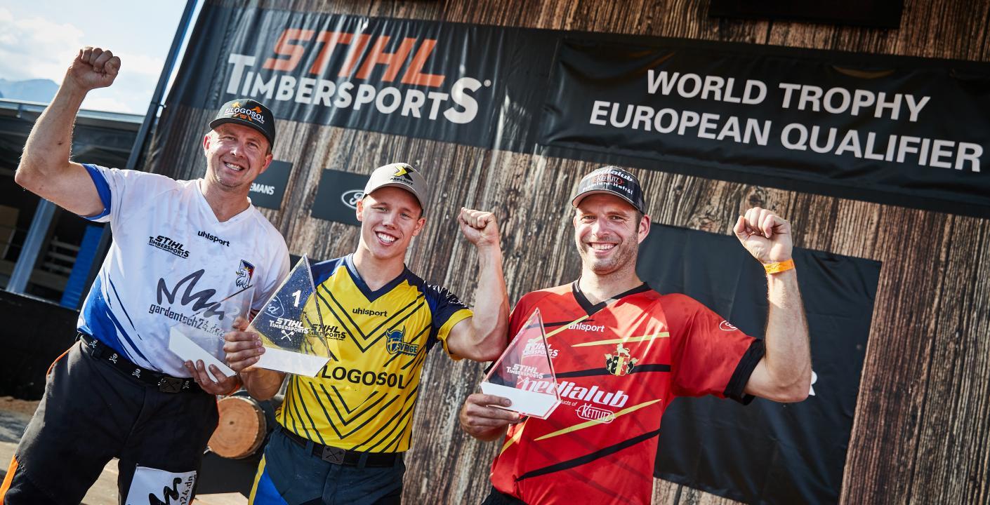 Ferry Svan I World Trophy European Qualifier