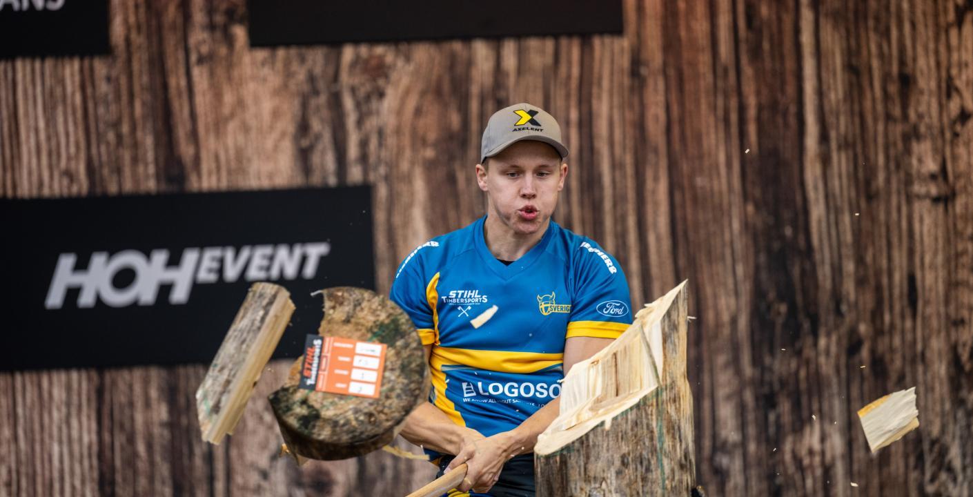 Ferry Svan ska tävla i individuella VM